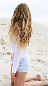 beach style hair picture 1