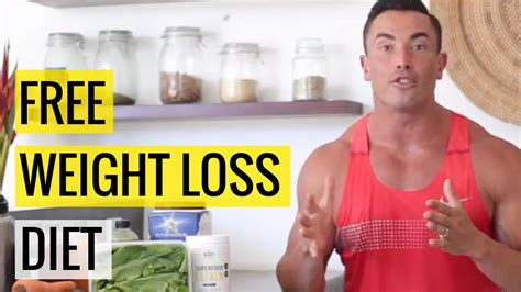 free weight loss diet picture 1
