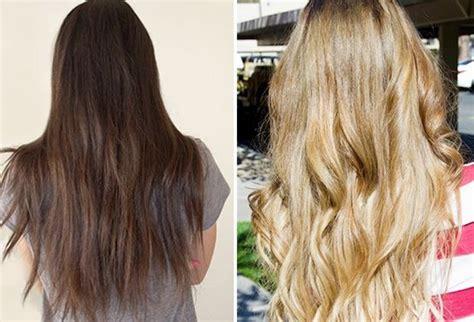 Bleach blonde spray in hair lightener picture 1