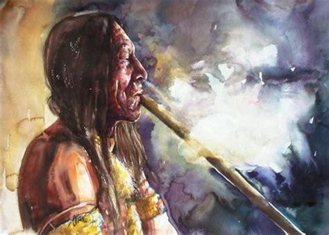 native american smoke pot ritual picture 5