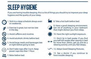sleep hygiene picture 2