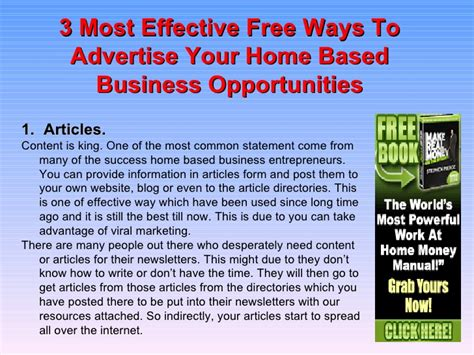 advertise home business picture 13