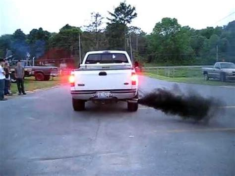 ford diesel blowin smoke picture 13