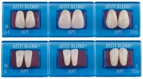 acrylic characterized teeth picture 1