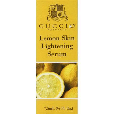 cuccio naturale lemon skin lightening serum picture 6