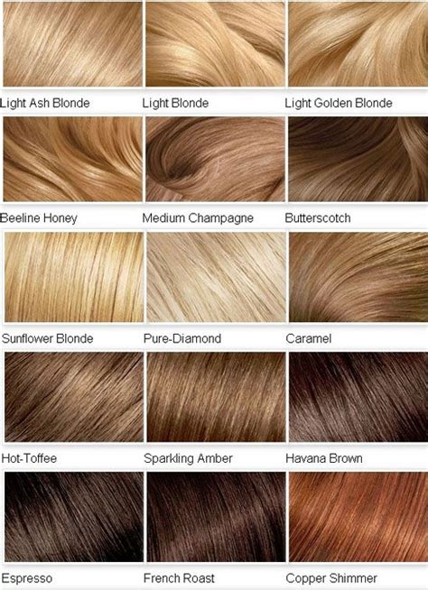 blonde hair color shades picture 1