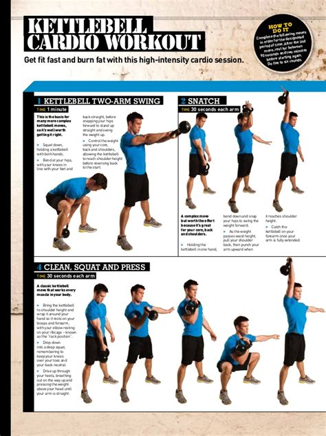 Fat burning aerobic routines picture 14