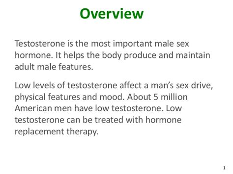 testosterone affect sex drive picture 1