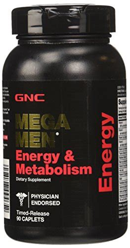 the chemical and gnc mega man energy metabolism picture 5