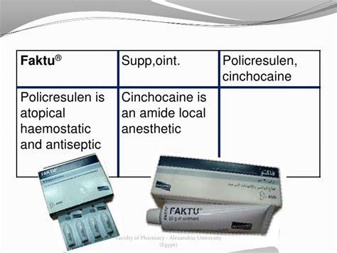 faktu policresulen cin dosage picture 14