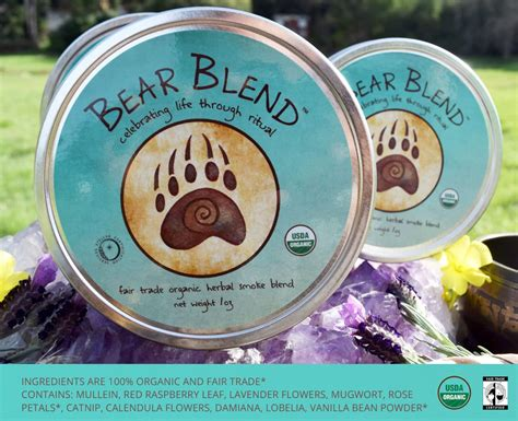 herbal bear picture 5