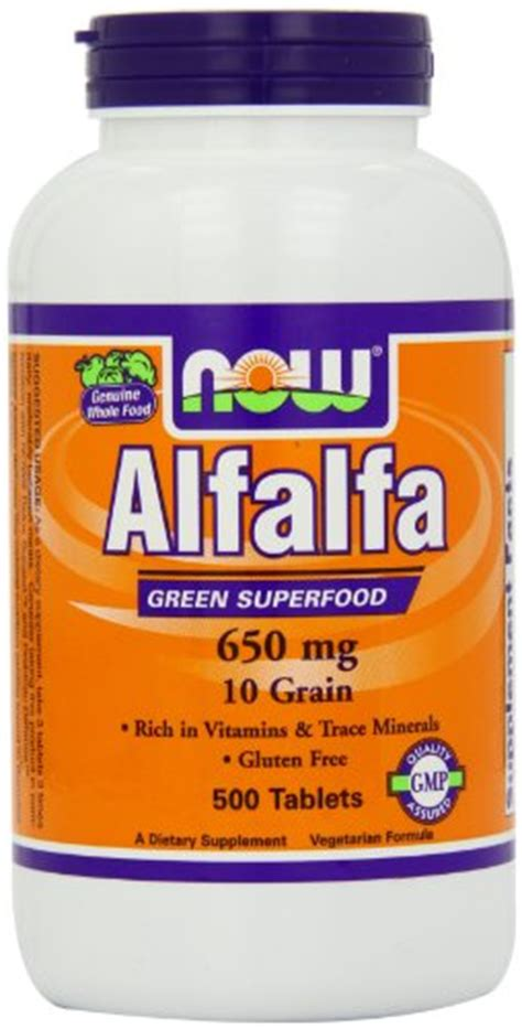alfalfa tablets picture 5