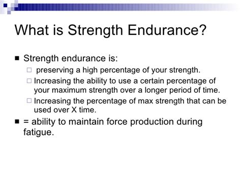 Definition of muscle endurance picture 9