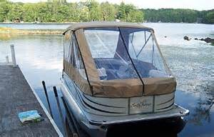 pontoon boats sleeping picture 15