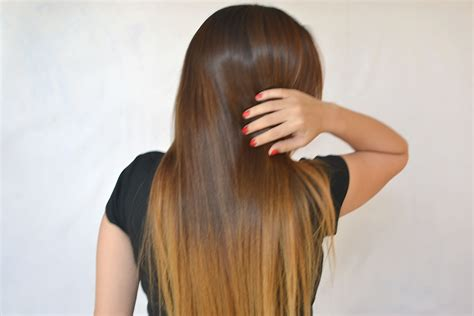 shiny hair picture 1