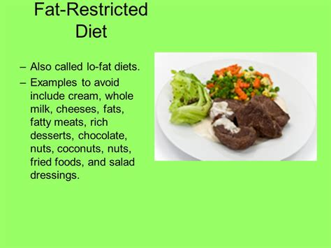 Fat and cholesterol restricted diet picture 7