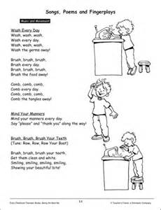 rhymes for healthy teeth picture 15
