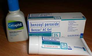 what to do when benzoyl peroxide burn skin picture 1