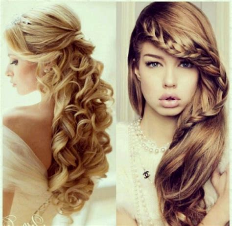 curly prom hair styles picture 1