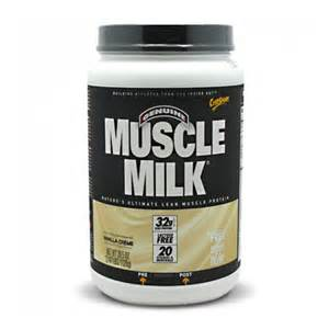 muscle milk powder picture 1