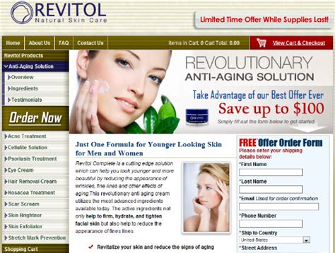 revitol anti-aging solution and dermology picture 5