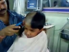 bengali women head shaving picture 7