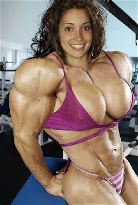 female muscle morphs my space picture 9