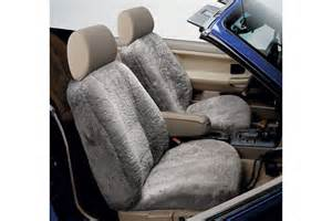 2 tone sheep skin seat covers picture 9