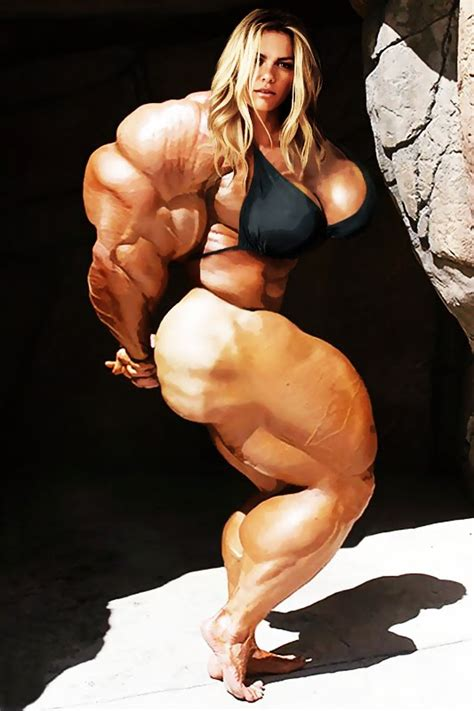 female muscle morphs on deviantart picture 3