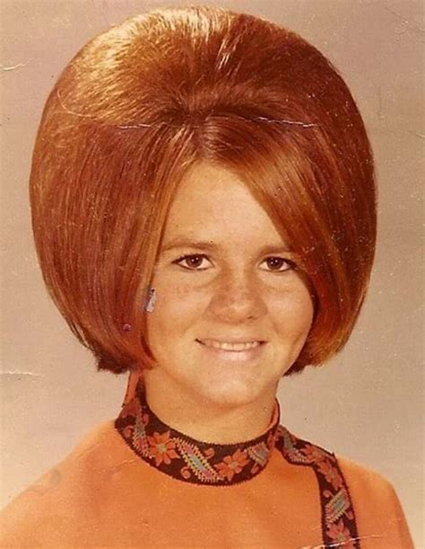 teased hair in 1960's picture 3