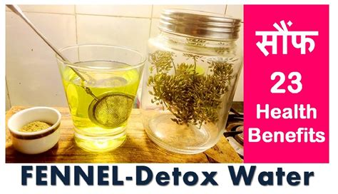 fennel for detox picture 1