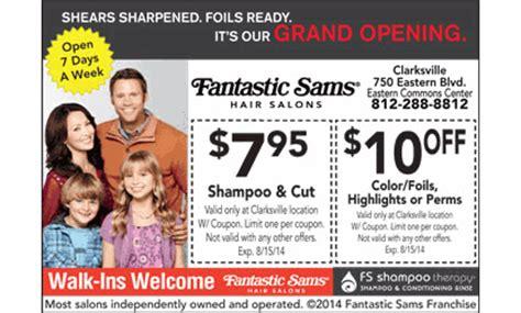 fantastic sams hair coupon picture 2
