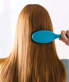 brushing ones hair picture 3