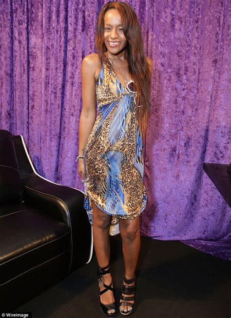 bobby kristina brown weight loss picture 3