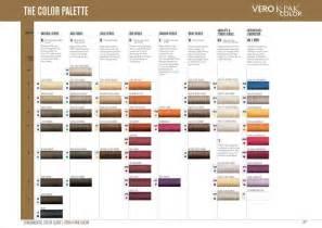 comparison color chart wella koleston picture 11