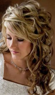 Prom hairstyles for curly hair picture 3