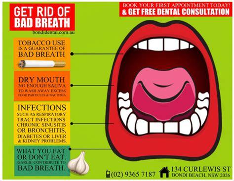 due wisdom teeth cause chronic bad breath picture 13