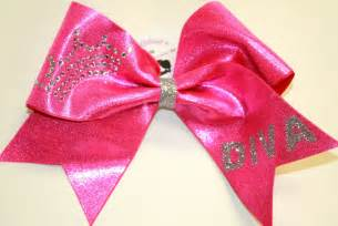 cheerleading hair bows picture 15