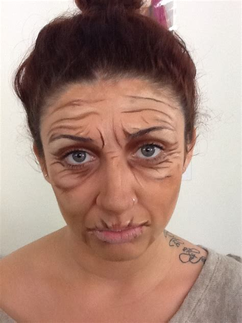 ageing makeup picture 7