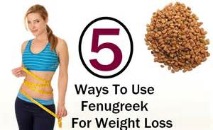 fenugreek and weight loss picture 1
