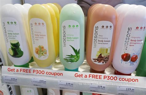 coffee lotion at watsons philippines picture 6