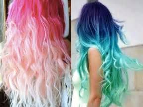 dyed hair picture 1