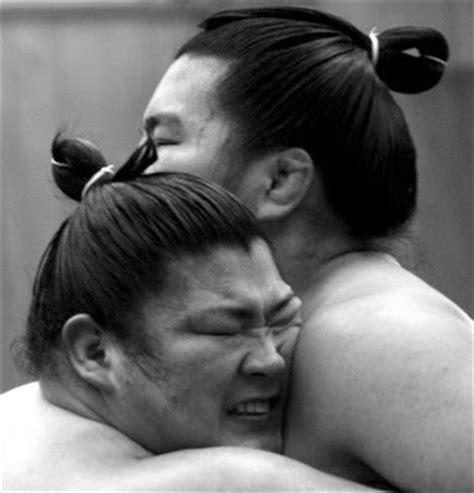 wrestling hair men picture 1