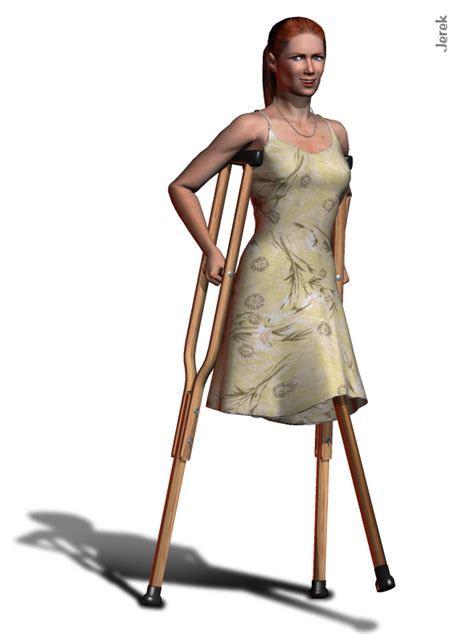 amputee woman peg leg picture 9