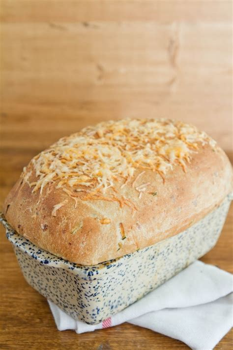 cheddar cheese yeast bread picture 1