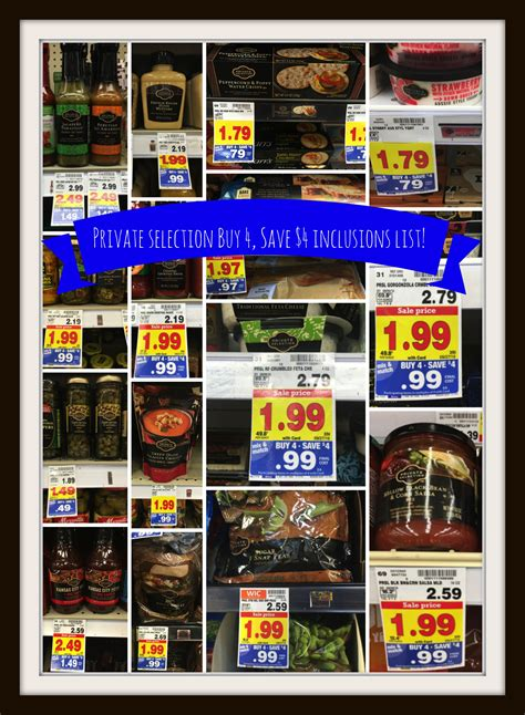 kroger $4 list 2016 picture 14