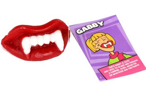 cheap wax lips an teeth candy picture 19