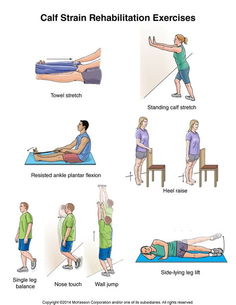 calf muscle exercise picture 2