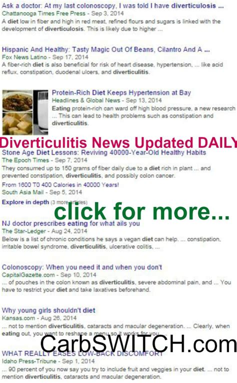 diet and treatment of diverticulitis picture 10