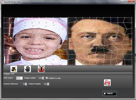 free breast morph software picture 7